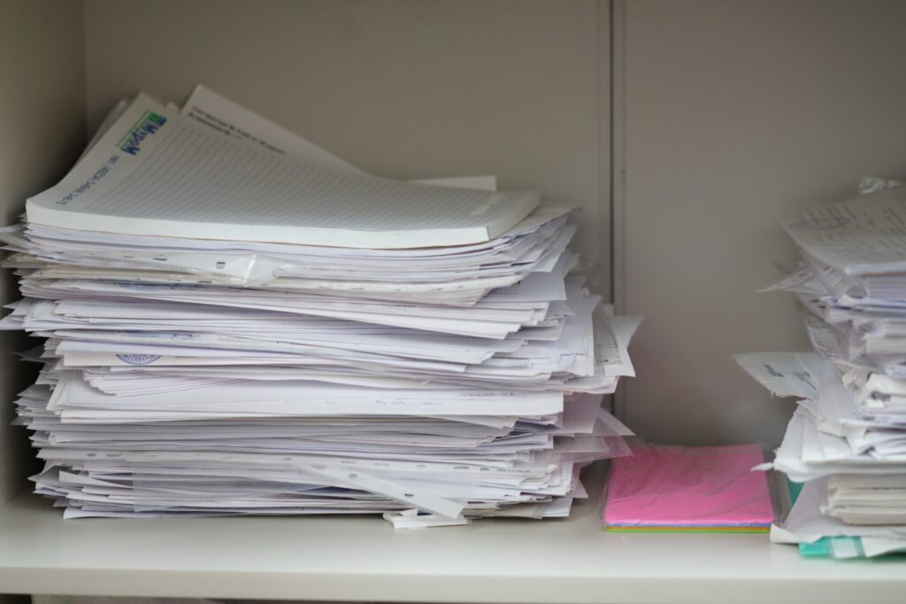 office document storage